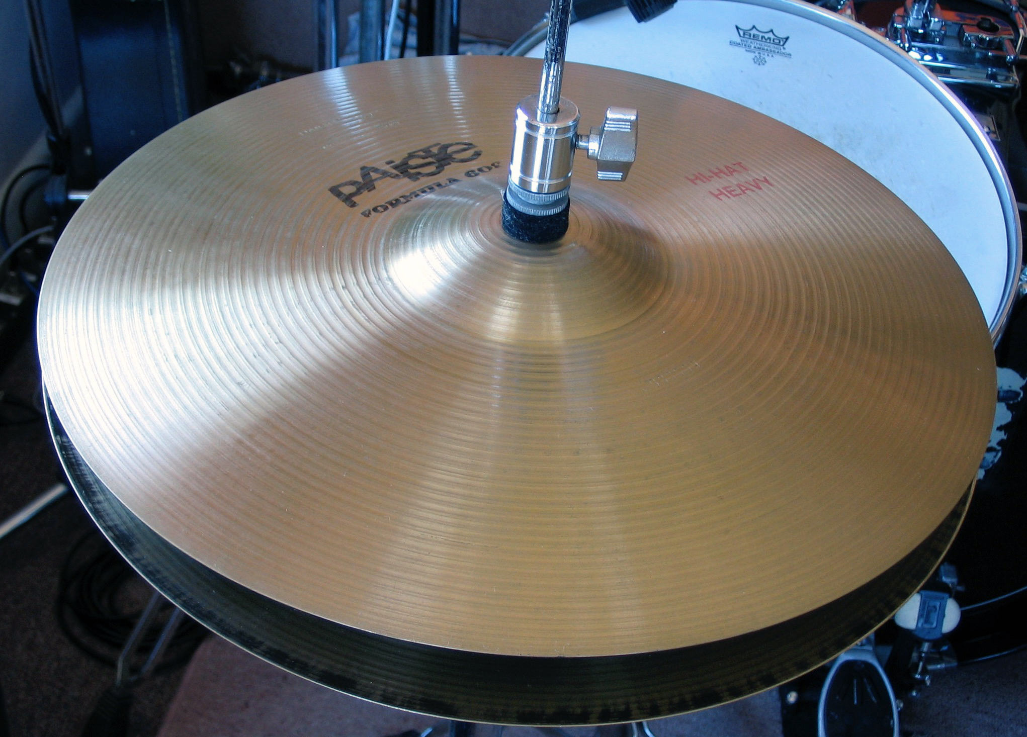 602 Hi-Hat Heavy 14""