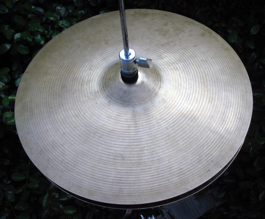 "602 HiHats Medium 14"" pre-serial"