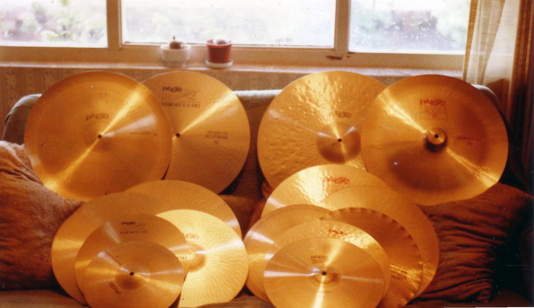 Cymbals Set North Bondi
