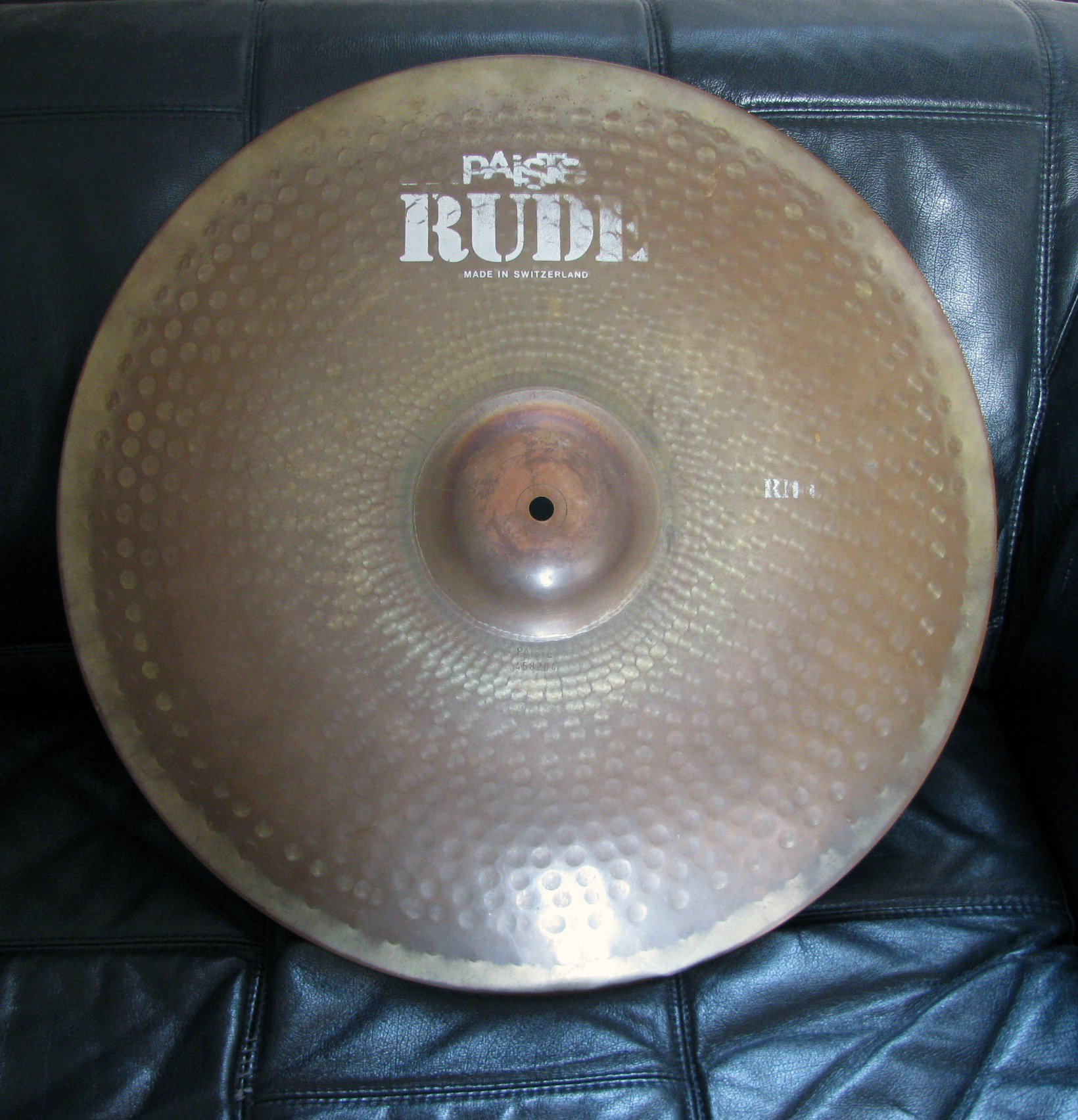RUDE Ride/Crash 20""