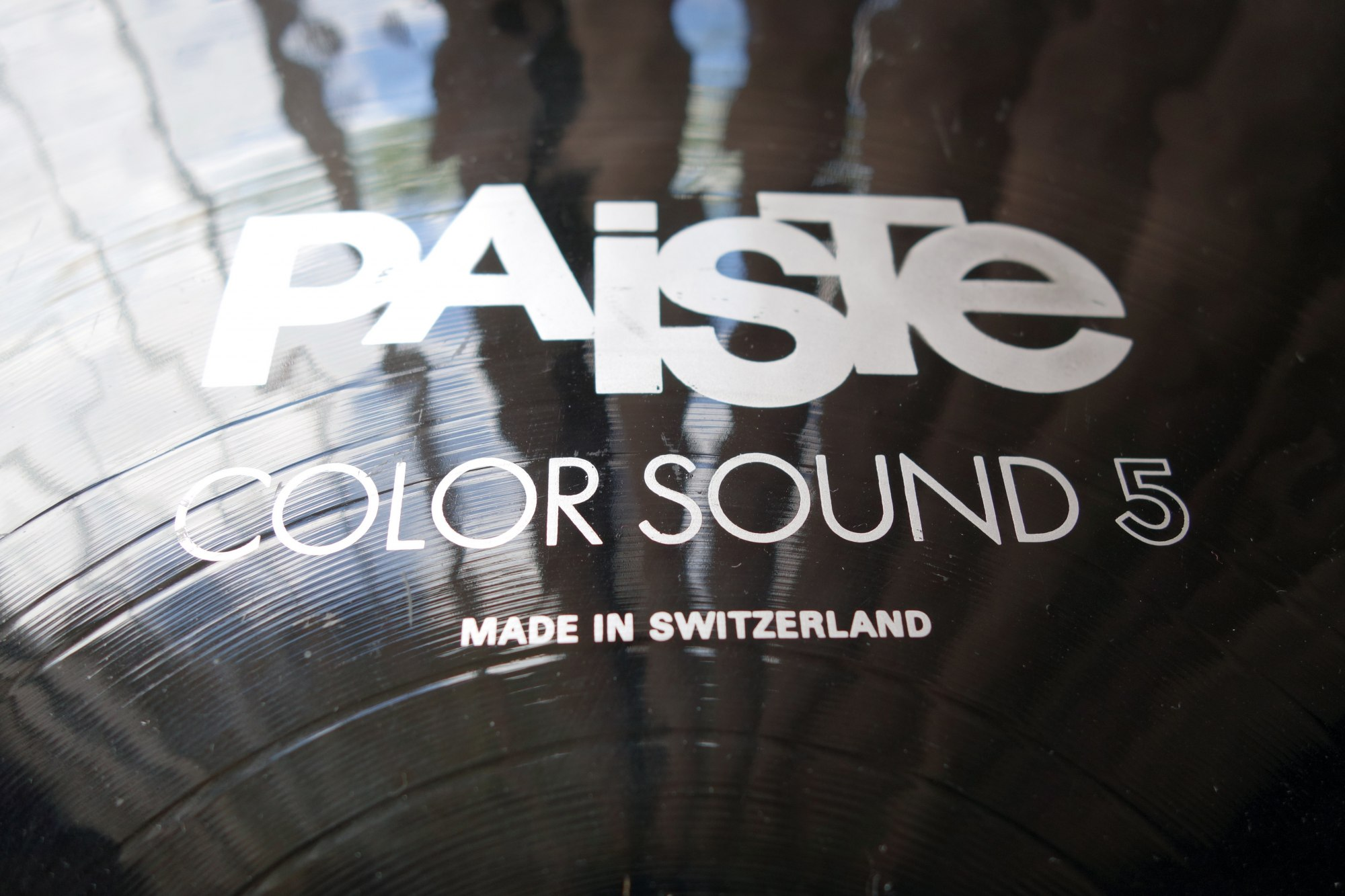 Paiste ColorSound Logo