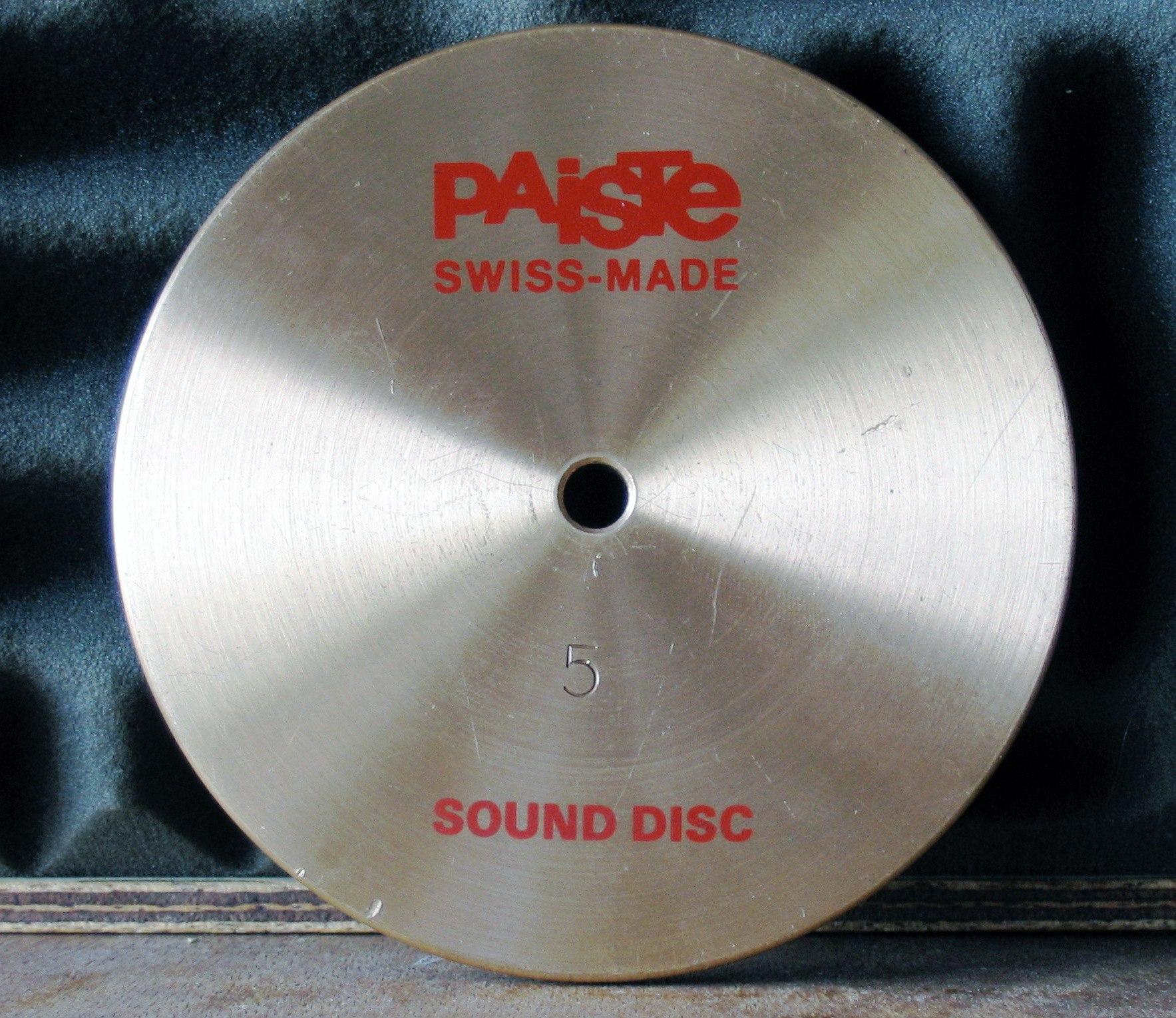 2002 SOUND DISC #5