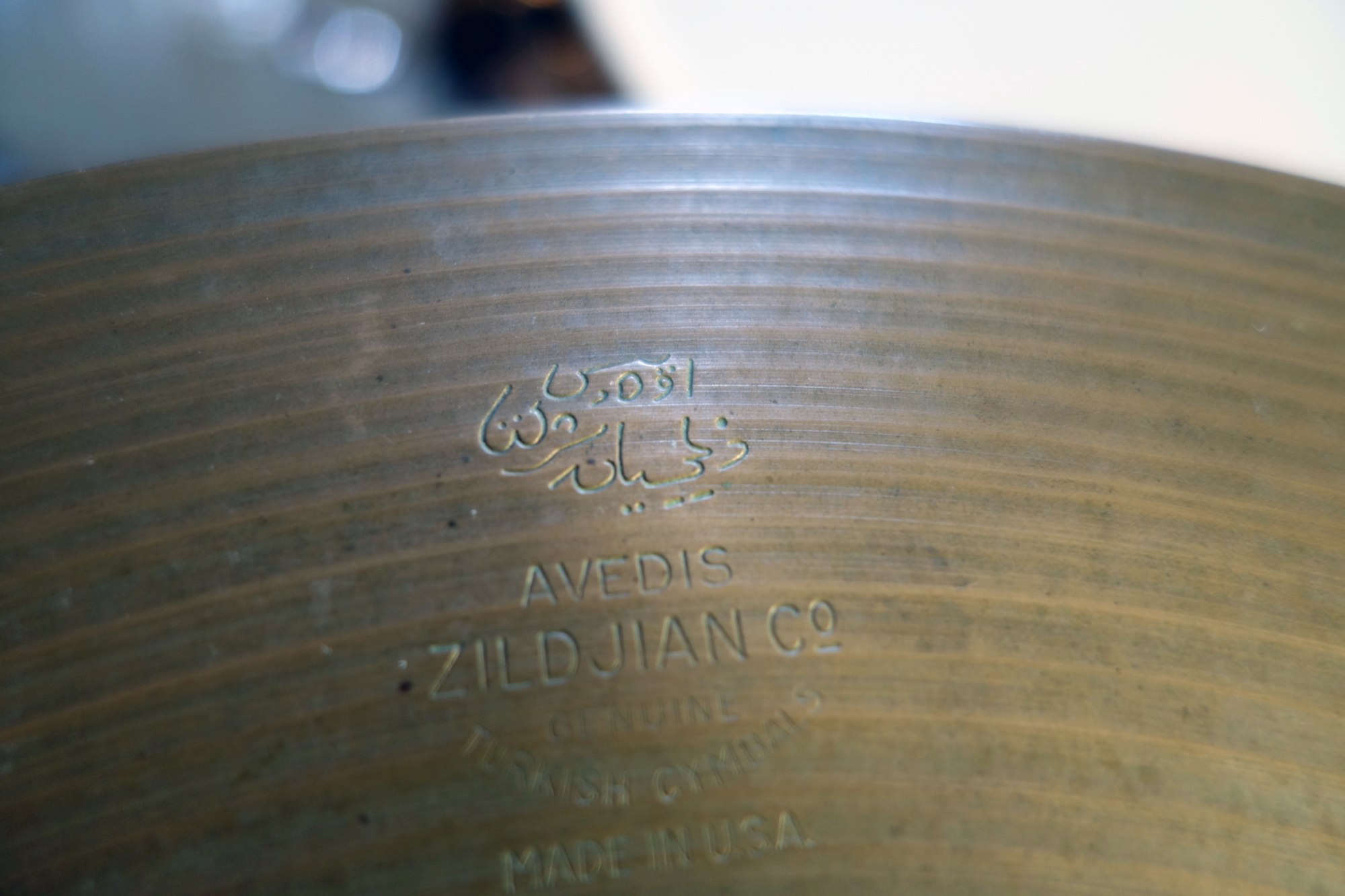 Zildjian New Beats 1965