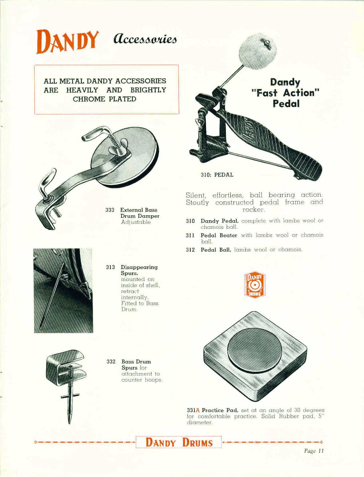 Dandy Catalogue - 12