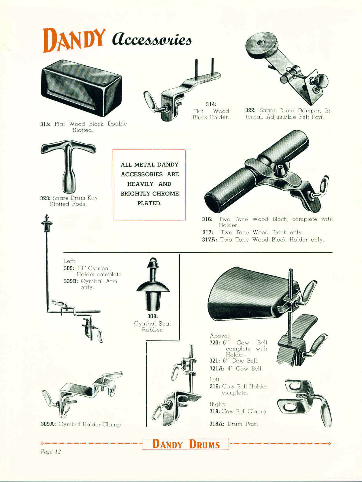 Dandy Catalogue - 13