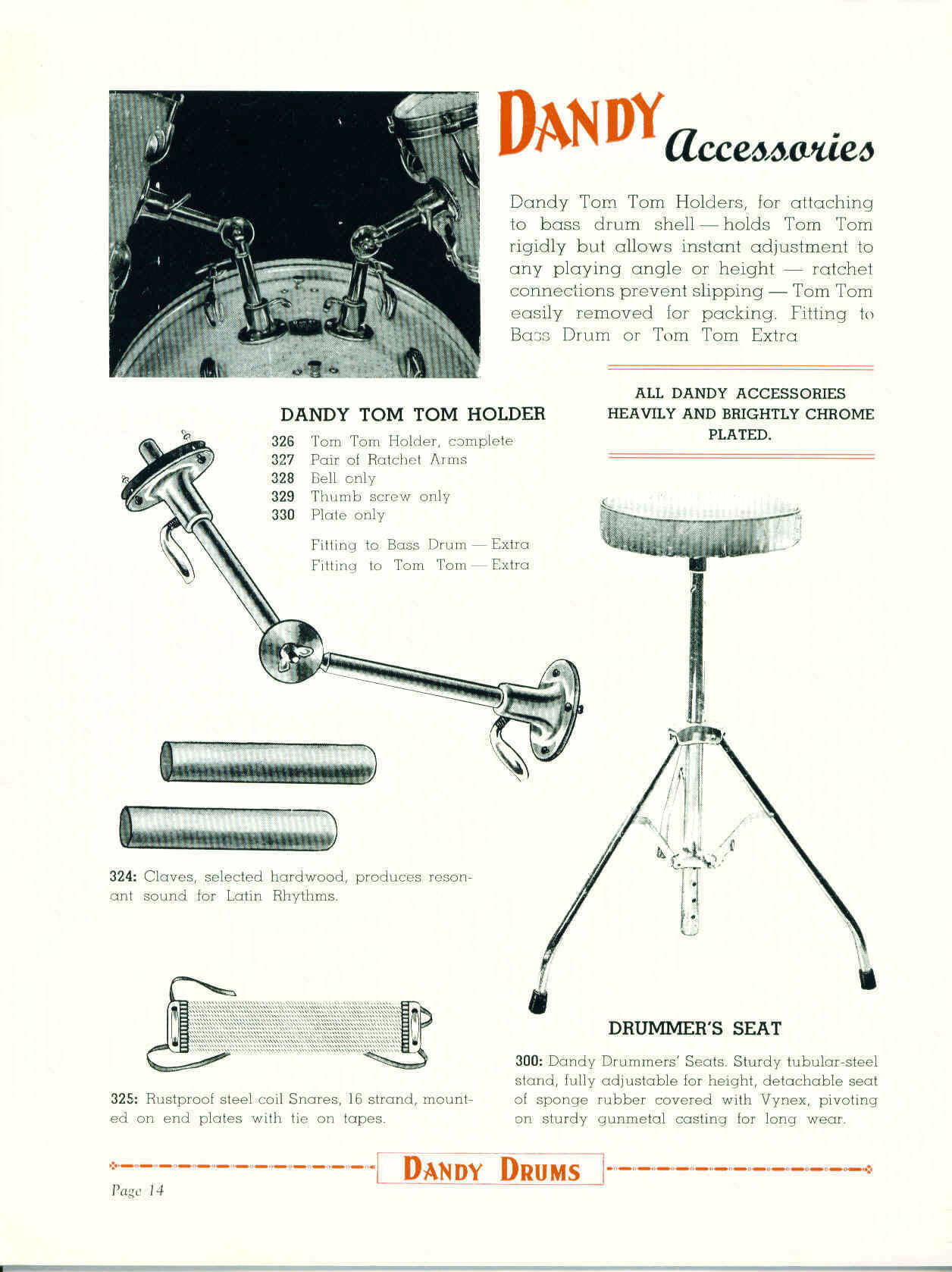 Dandy Catalogue - 15