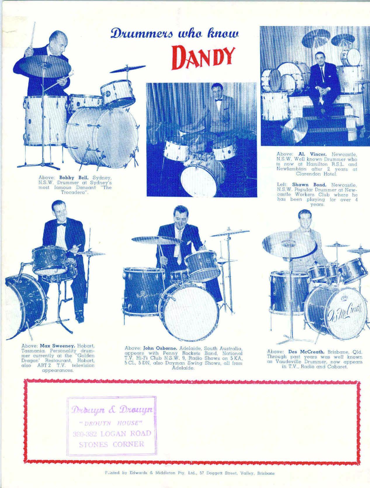 Dandy Catalogue - 19