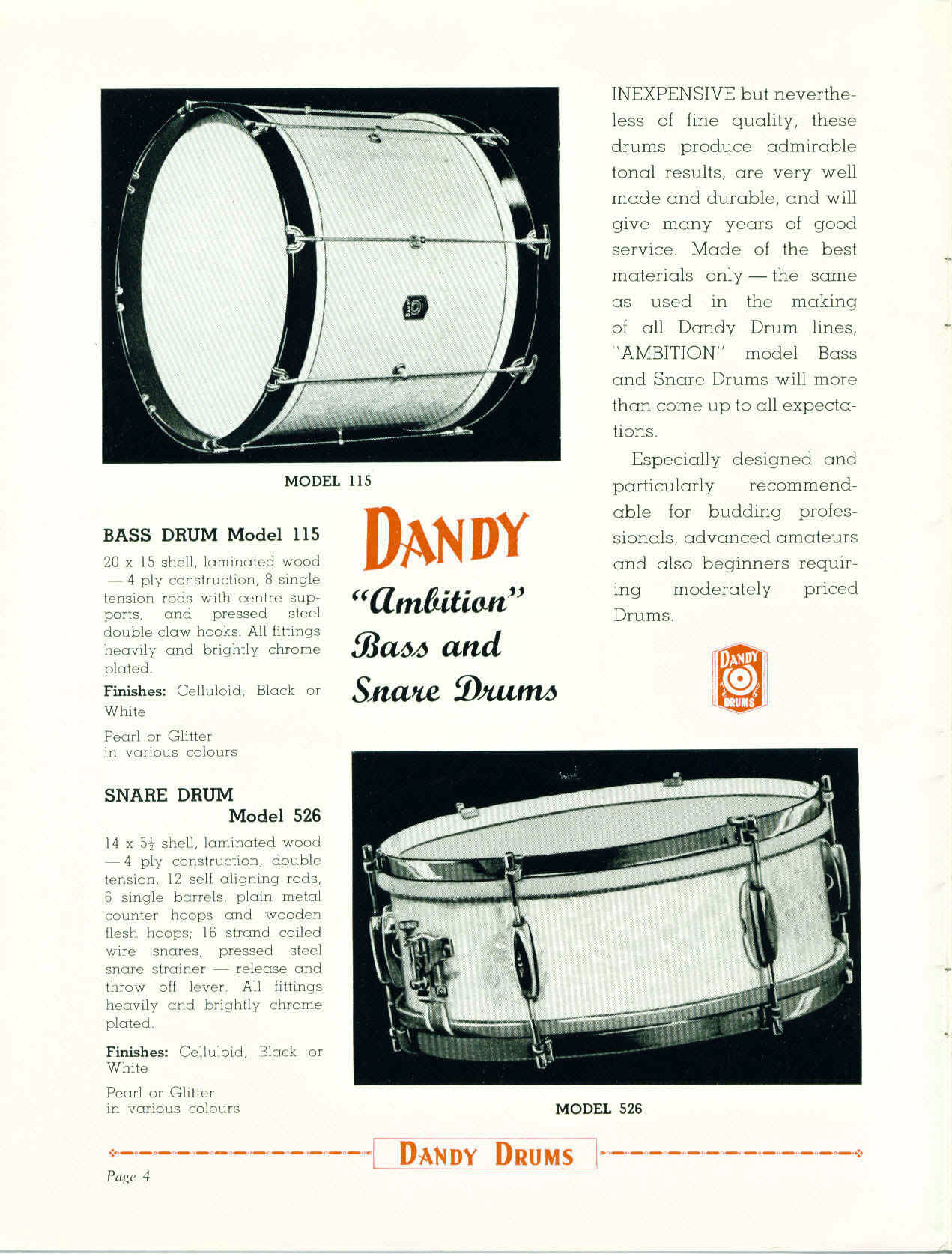 Dandy Catalogue - 05