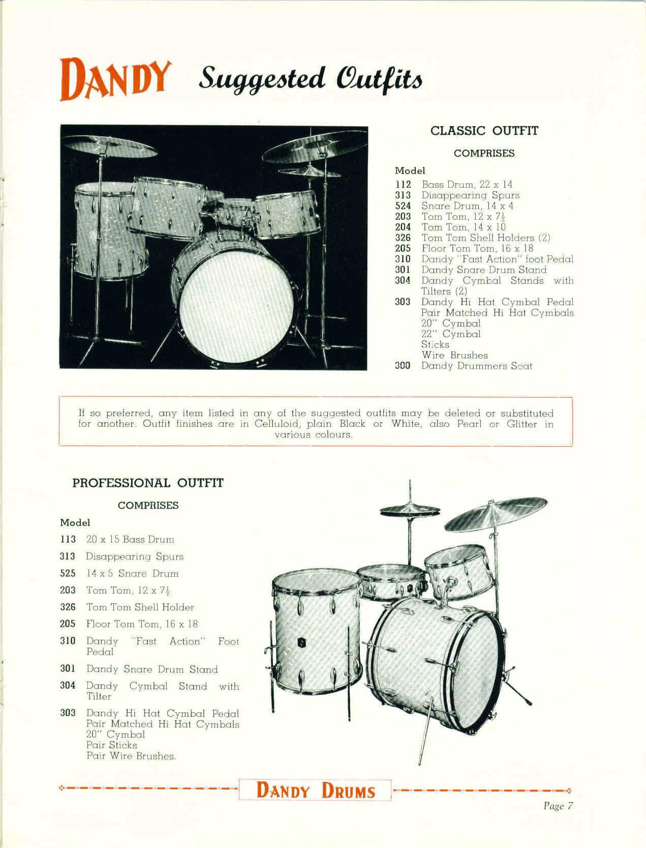 Dandy Catalogue - 08