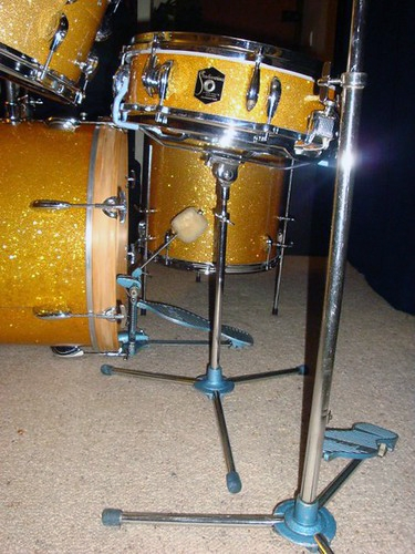 Dandy Excell 425 in Gold Sparkle