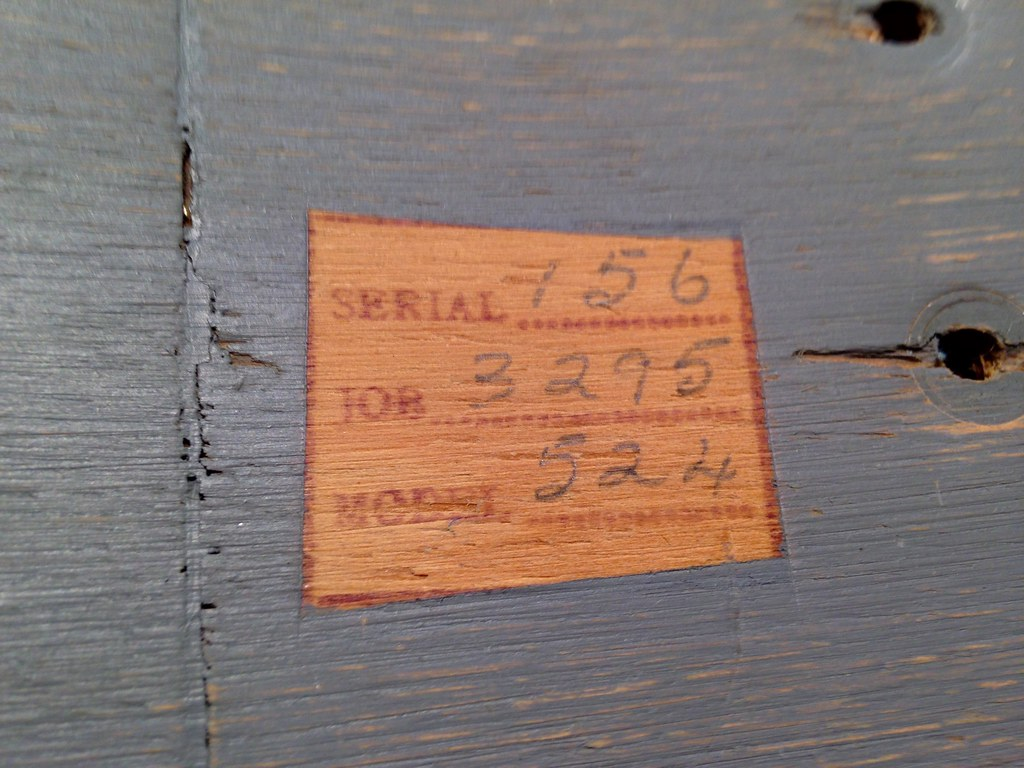 Dandy serial number